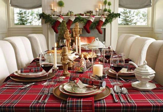 Photo of Идеи оформления и сервировки новогоднего стола