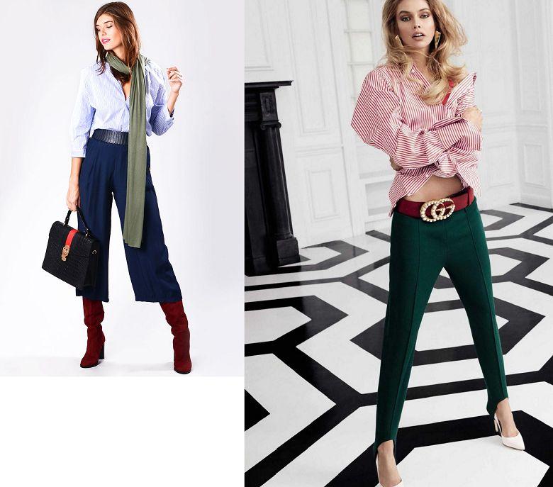 Photo of Женские модные брюки в 2021 году