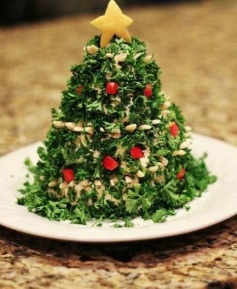 """Вкусные и оригинальные салаты на Новый год"""""""