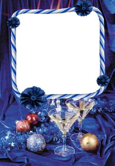 Шаблоны поздравлений с новым годом