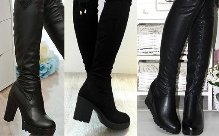 Photo of Модные женские сапоги 2020-2021 года