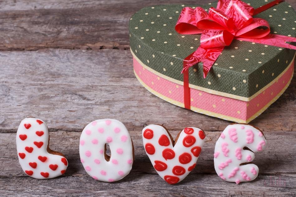 Оригинальные подарки на День Влюбленных своими руками