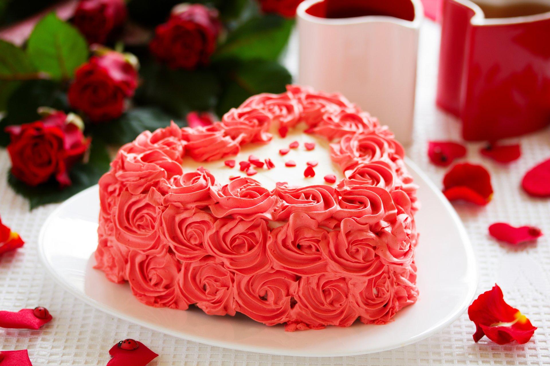 Лучшие десерты на день Святого Валентина в 2019 году