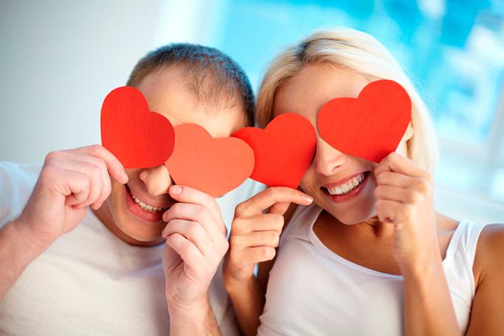 что подарить на день влюбленных парню если мы мало знакомы