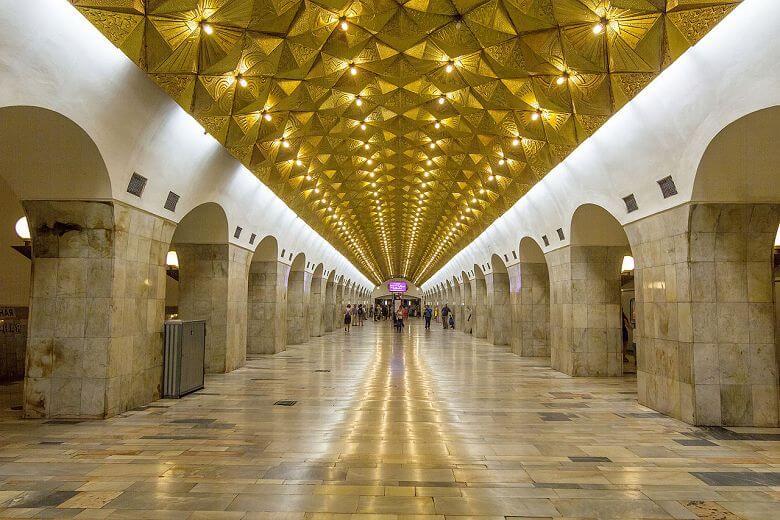 Photo of Кожуховская ветка метро в Москве