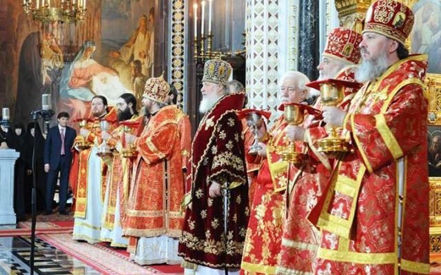 Photo of Соборование в Москве