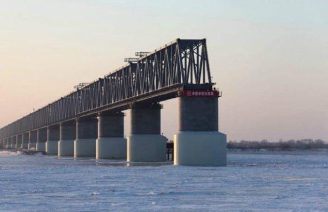 Photo of Строительство моста через Амур