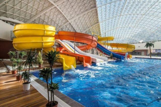 Photo of Новый крытый аквапарк в Сочи