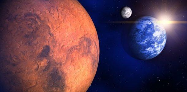 Photo of 27 июля Марс будет максимально близко к Земле