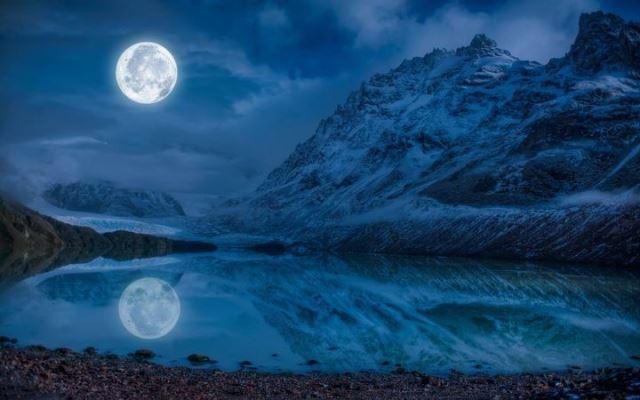 Photo of Полнолуния в октябре: лунный цикл, когда будет