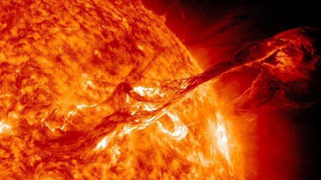 Photo of Вспышки на Солнце
