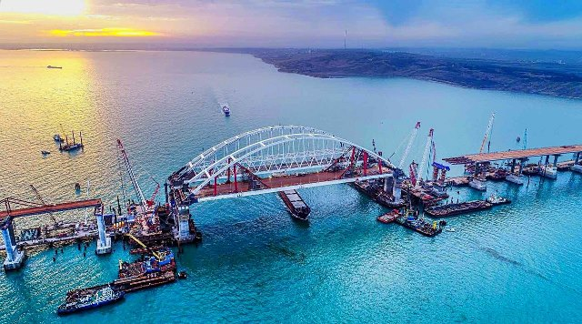 Photo of Керченский мост 2018