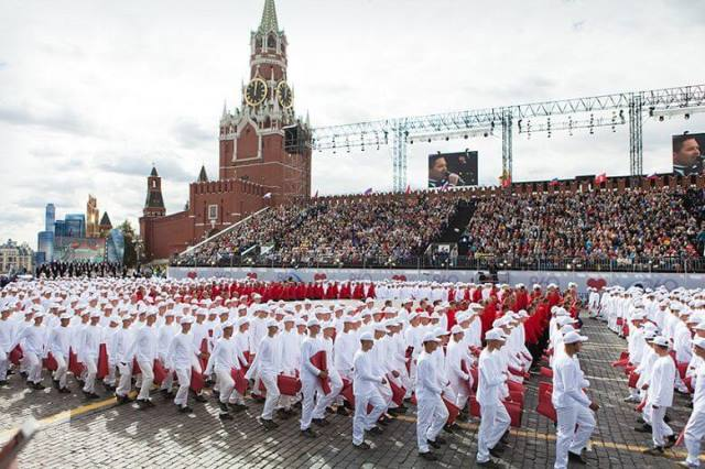 Photo of День города Москвы: какого числа, мероприятия