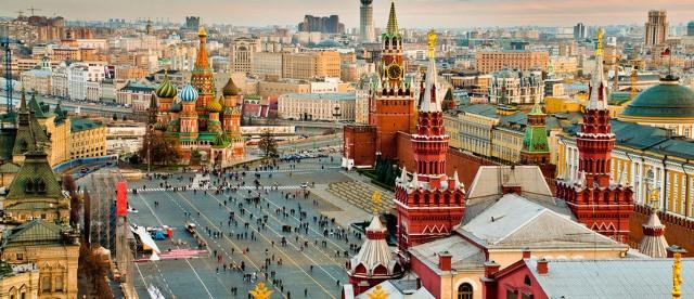 Photo of Бесплатные экскурсии по Москве