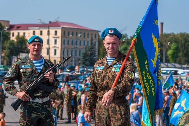 Photo of День ВДВ в России: какого числа, поздравления