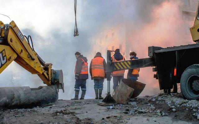 Когда дадут отопление в Санкт-Петербурге в 2018 году