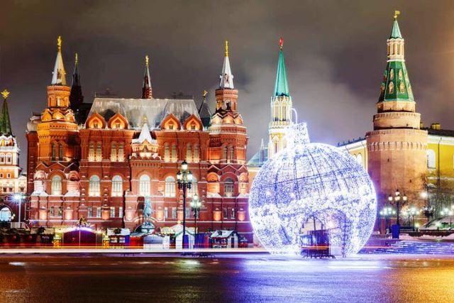 Photo of Погода в Москве на Новый год