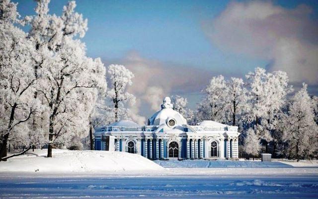Photo of Погода в Санкт-Петербурге на Новый год