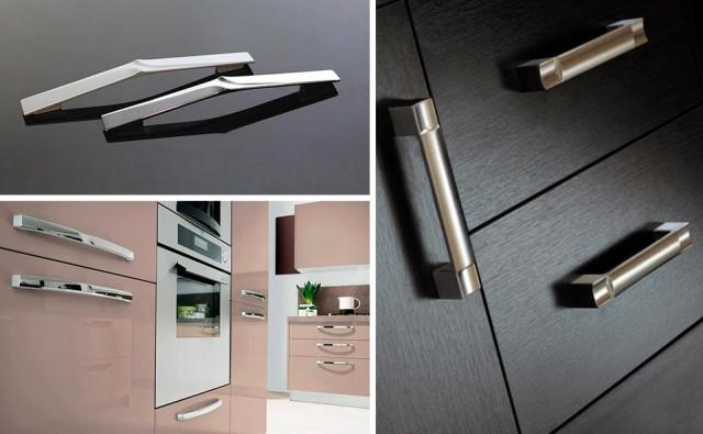 Мебельные ручки: материалы изготовления и виды декорирующей фурнитуры
